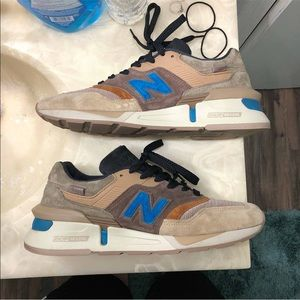separation shoes 01a76 f3a50 New balance 997S Kith x nonnative